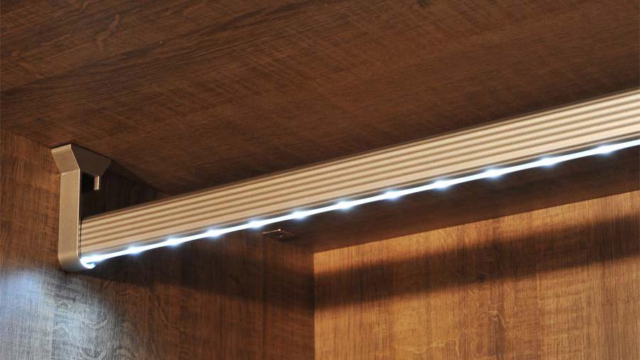 Penderie LED